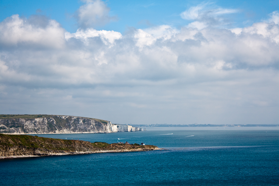 Peveril Point and Old Harry Rocks